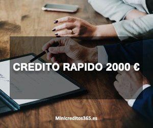 Credito rapido 2000 €