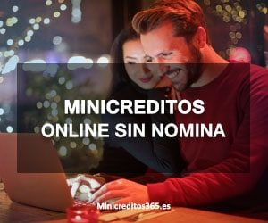 Minicreditos online sin nomina
