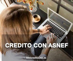 credito con ASNEF