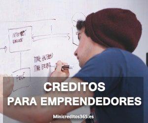 creditos para emprendedores