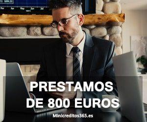 prestamos de 800 euros
